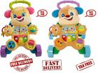 Fisher-Price Laugh & Learn Smart Stages Learn with Puppy or Sis Walker