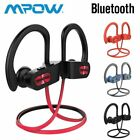 Mpow Bluetooth Headphone Wireless Earbuds Sport Richer Bass