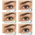 Внешний вид - Natural Plain Soft Glass Contact Lens Women Party Eye Beauty Makeup Eyewear LOT
