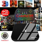 A95XPlus Android 8.1 TV BOX 4+32G DDR4 Quad Core S905Y2 WIFI 3D Mini Keyboard H9
