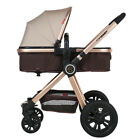 Luxury Baby Stroller 3 in 1 High Landscape Baby Carriages For Kids Baby Car Seat