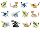 Dinotrux Reptool Rollers 12 Pack Revvit, Click-Clack, Otto Wrenches, Ace, & Cake