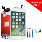 """US Black&White For iPhone 6S 4.7"""" Replacement LCD Display Screen Touch Digitizer"""