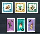 [92100] North Vietnam 1965 Insects Beetles Fly Imperf. MLH