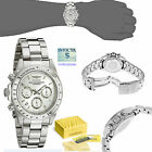 Invicta Men's 14381 Speedway Quartz Chronograph Silver Dial Wristwatch Elegant