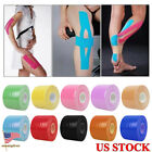 Waterproof 5M Sports&Outdoors Muscle Tape Health&Beauty Athletics Kinesiology $7.03 USD on eBay