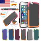For Phone 6S / 6S Plus Till Cases Covers Skin Defender Shockproof Case Cover