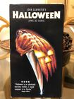Halloween (VHS 1997) Michael Meyers~Horror~Slasher  SV10271 Anchor Bay