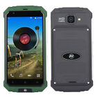 "5.1"" Touch Screen Shockproof Unlocked Android Mobile Smart Phone 8gb Gps Wcdma"