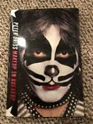 Peter Criss Signed Book Makep To Breakup