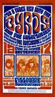 VINTAGE BAND POSTERS Rare Rock Blues Alternative Concert Music Posters Bar Decor