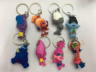 Внешний вид - Movie Trolls Poppy Branch Silica gel Keyring Keychain Xmas Gifts