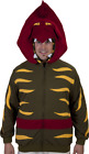 Masters of the Universe Battle Cat Costume Hoodie NWT