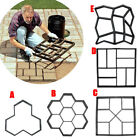 Внешний вид - Reusable Path Floor Mould DIY Path Maker Garden Lawn Paving Concrete Mold NEW