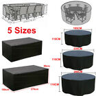 Waterproof Outdoor Furniture Cover Garden Patio Rain Uv Table Protector Sofa New