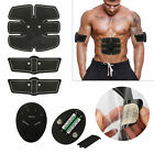 Training Smart Abs Fitness Gear Muscle Abdominal Toning Belt Trainer Stimulator  image
