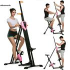 NEW Maxi Climber Vertical Stepper Exercise Fitness with Monitor&Manual Sealed__