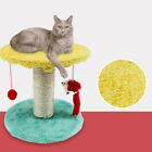 Pet Claw Grinding Climbing Cat Platform Scratching Post Platform Funny Toy