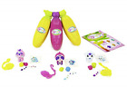 Bananas Collectible Toy 3-Pack Bunch (Yellow, Pink, Yellow - Series 1) by Cepia