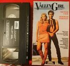 VALLEY GIRL RARE OOP FIRST PRESS VHS,comedy,action,romance,thriller,movie,horror