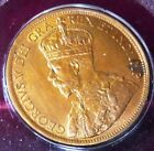 CANADA 1918  LARGE CENT   UNCIRCULATED