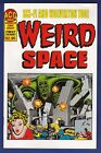 Weird Space #1  ACG 2000 Classic 1950's Reprints Basil Wolverton cover