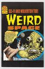 Weird Space #2  ACG 2000 Classic 1950's Reprints Basil Wolverton cover