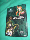 6 Creature Features Roger Corman MONSTERS IN A TIN CASE  2 disc New Collector