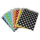 Kraft Polka Dot Favor Bag Wedding Party Gifts Food Candy Storage Packing Pouches