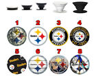 Pittsburgh Steelers Multi Function Ring type phone holder grip stand