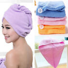 Kyпить Microfiber Hair Wrap Towel Drying Bath Spa Head Cap Turban Wrap Dry Shower * на еВаy.соm