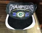 VTG Green Bay 1997 NFC Champions Geen-Bay Packers Snapback Sports Specialties