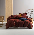 Linen House Deluxe Waffle Brick Single Double Queen King Super Quilt Cover Set  image