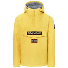 NAPAPIJRI RAINFOREST WINTER GIALLO N0YGNJY36 UOMO DONNA