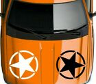 US USA American Army Military 5 Point Star Graphic Vinyl Decal Sticker V14 $4.7 USD on eBay