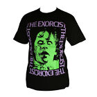 THE EXORCIST REGAN FACE HORROR  GRAPHIC MEN'S T-SHIRT