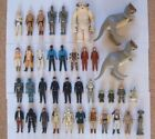 vintage star wars incomplete the empire strikes back figures choose your own