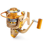 12BB Spinning Fishing Reel Left/Right Handed Metal Fishing Line Gear 5.5:1 Ratio