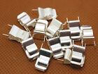 20-100pcs PCB Soldering Mount 6x30 6mm*30mm Fuse Holder Clip Tin Plated Brass