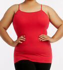 Women's Cotton Plus Size Camisole Tank Top