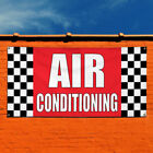 Vinyl Banner Sign Air Conditioning #1 Automotive Marketing Advertising Red $164.99 USD on eBay
