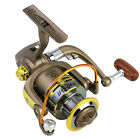 Spinning Fishing Reel Left/Right Rocker Arm Hard Cast Line Metal Wire Cup 5.5:1