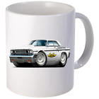 1964 Ford Fairlane Thunderbolt Coffee Mug 11oz 15 oz Ceramic NEW image