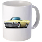 1964 Ford Thunderbird Convertible Coffee Mug 11oz 15 oz Ceramic NEW image