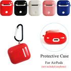 Hard Earphone Case For Apple Airpods Shockproof Cover Ultra Thin Protector Case!