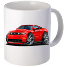 2012-14 Ford Mustang Coupe Coffee Mug 11oz 15 oz Ceramic NEW image
