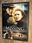 The Missing (DVD, 2004, Single-Disc Version)