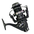 TH Spinning Fishing Reel L/R Handed Large Line Capacity Stainless Steel Bearing