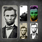 Abraham Lincoln Iphone 7 case 5 5s 5c 6 plus 6 8 7+ 8+ X XS XR XS MAX cover