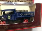 MATCHBOX MODELS OF YESTERYEAR Y-27  1922 GUINNESS FODEN STEAM LORRY. BRAND NEW .